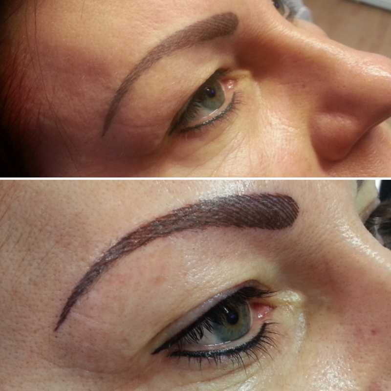 Permanent Make Up Brauen